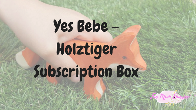 Yes Bébé – Holztiger Mystery Box