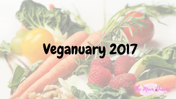 Veganuary 2017 – Trying something new