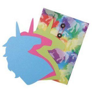 unicorn letter set