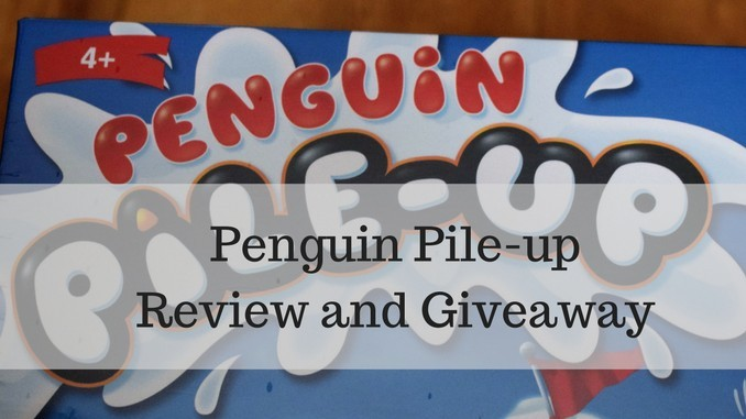 Penguin Pile-up – Review and Giveaway