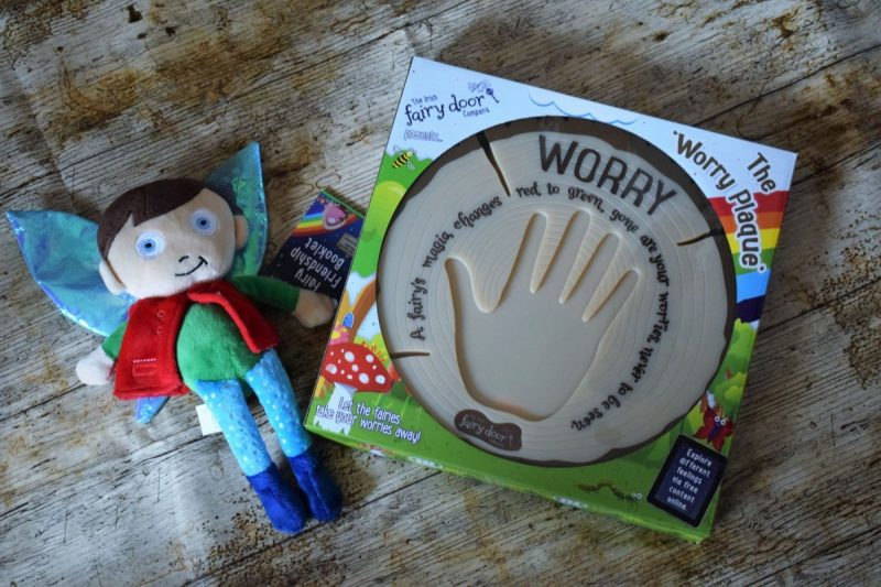 Magic Fairy Worry Plaque