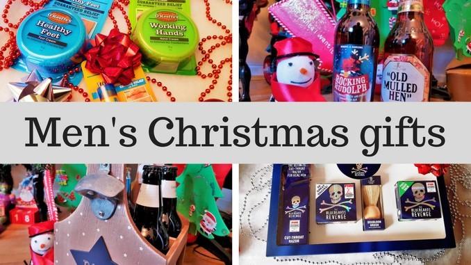 Men's Christmas Gift Guide