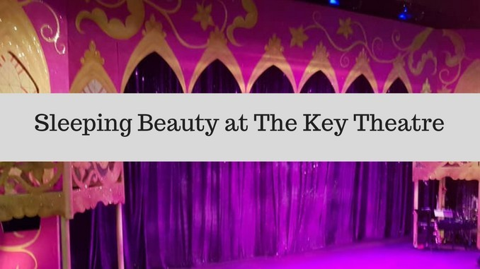 Sleeping Beauty at Key Theatre