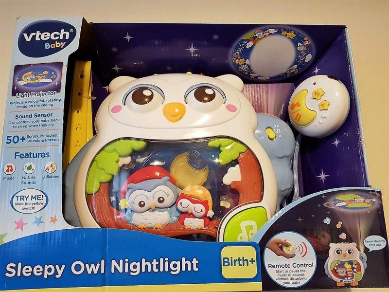 Vtech 506503 Sleepy Owl Nightlight
