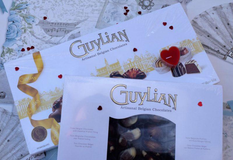 Guylian Sea Shells and Guylian Classic