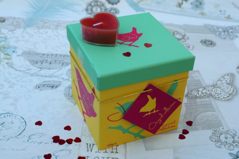 Jenny Wren - The Cutest Chocolate Box -£6.49 available from Sainsbury's