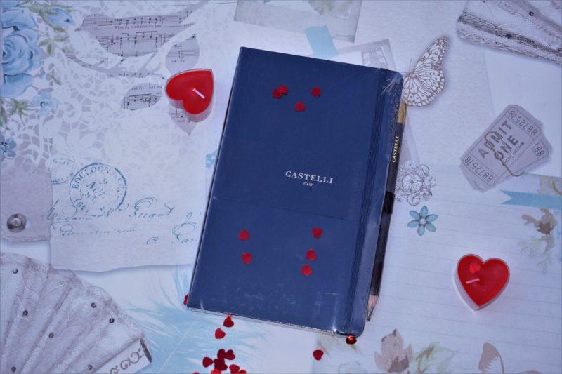 Castelli Matra Black Notebook -