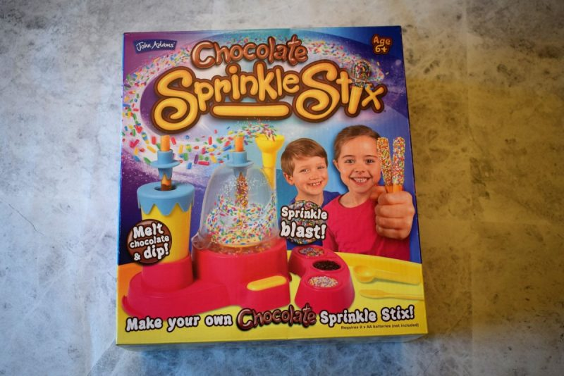 Chocolate Sprinkle Stix Review – The Mum Diaries