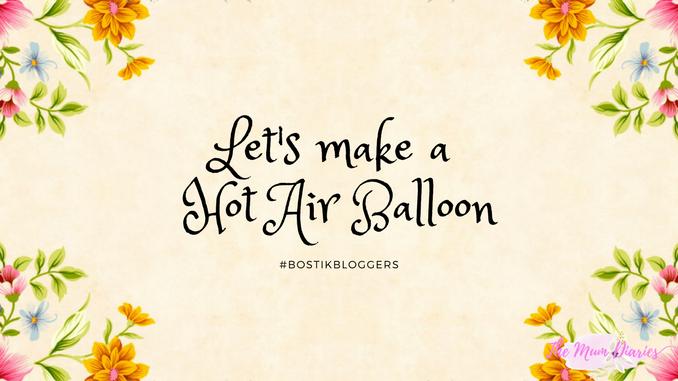 Let's create a Hot Air Balloon